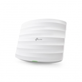 Access Point  Tp-Link Wireless N 300 Mbps Fast Ethernet  Montável Em Teto  Eap110