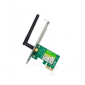 Adaptador Pci Express 1X Wifi 150Mbps Tp-Link Tl-Wn781Nd