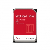 Hd Interno 6Tb Western Digital Red Sataiii 64Mb Wd60Efax