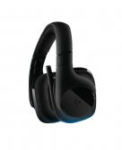 Headset Gamer G533 Wireless 7.1 Surround Preto Logitech