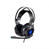 Headset Gamer P2 H200 Preto Hp Gamer