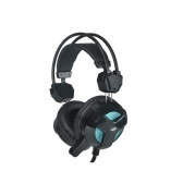 Headset P2 Gamer Blackbird Ph-G110Bk Preto C3Tech
