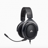 Headset Usb Gamer Carbon Hs50 Preto Corsair