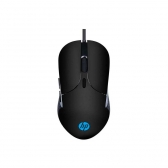 Mouse Optico Gamer Usb M280 Preto Hp Gamer