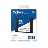 Ssd Wd 500Gb Blue Sata3 2.5 7Mm Wds500G2B0A