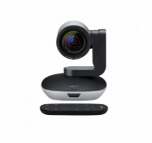 Web Cam Hd Para Video Conferencia Ptz Pro 2 Preto Logitech